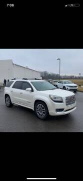 2014 GMC Acadia for sale at COUNTRYSIDE AUTO SALES 2 in Russellville KY
