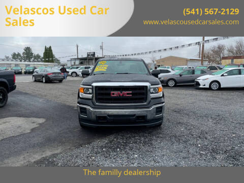 2014 GMC Sierra 1500 for sale at Velascos Used Car Sales in Hermiston OR