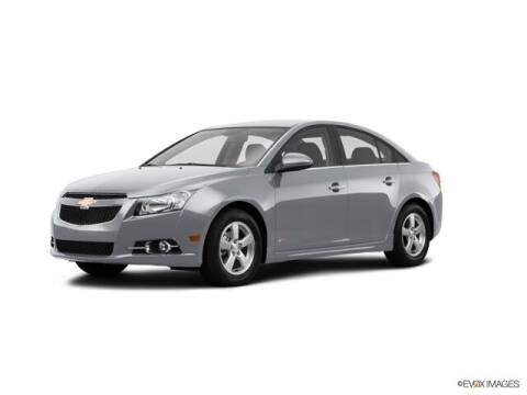 2014 Chevrolet Cruze for sale at Ken Wilson Ford in Canton NC