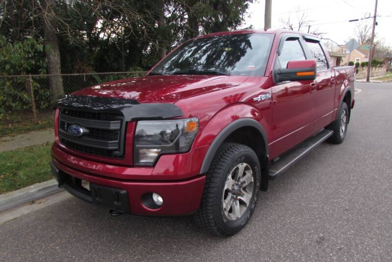 2014 Ford F-150 for sale at First Choice Automobile in Uniondale NY