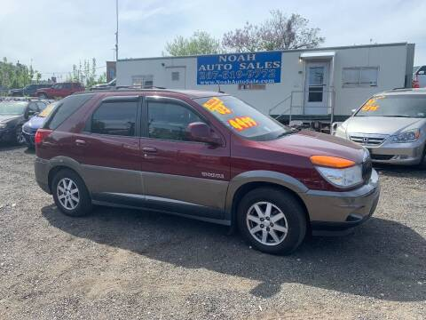 2003 Buick Rendezvous for sale at Noah Auto Sales in Philadelphia PA