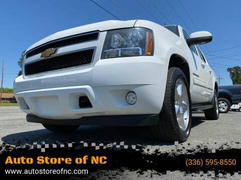 2013 Chevrolet Suburban for sale at Auto Store of NC in Walkertown NC