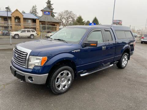 2010 Ford F-150 for sale at Vista Auto Sales in Lakewood WA