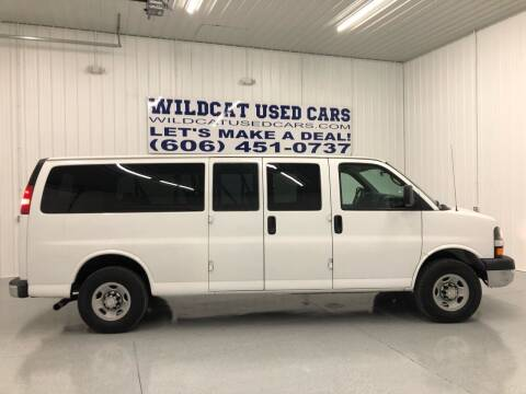 2008 Chevrolet Express Passenger for sale at Wildcat Used Cars in Somerset KY