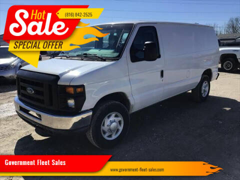 2009 Ford E-Series Cargo for sale at Government Fleet Sales in Kansas City MO