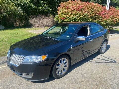 2010 Lincoln MKZ for sale at Padula Auto Sales in Braintree MA