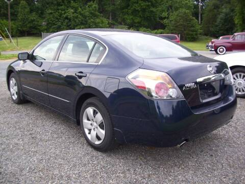 2008 Nissan Altima for sale at Horton's Auto Sales in Rural Hall NC