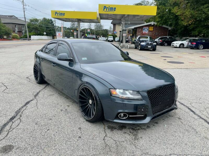 2009 Audi A4 for sale at Trust Petroleum in Rockland MA