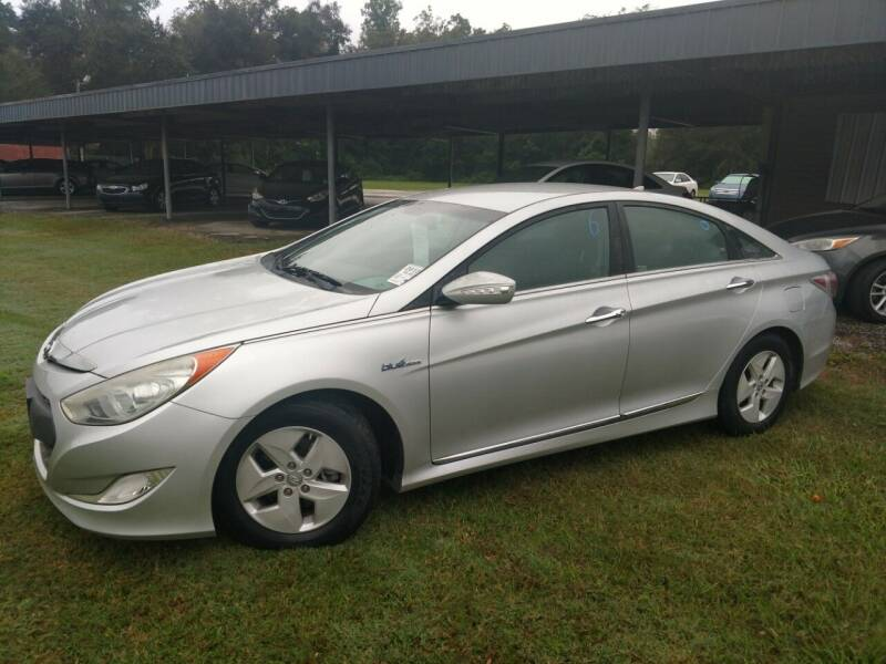 2012 Hyundai Sonata Hybrid for sale at Mott's Inc Auto in Live Oak FL