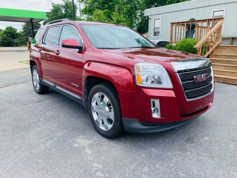 2011 GMC Terrain for sale at BRYANT AUTO SALES in Bryant AR
