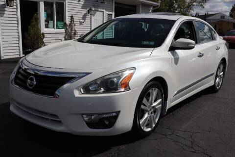 2015 Nissan Altima for sale at Randal Auto Sales in Eastampton NJ