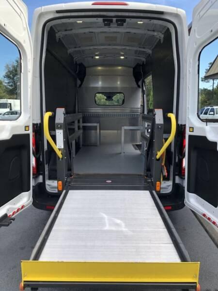 2015 Ford Transit Cargo 250 3dr LWB High Roof Cargo Van w/Sliding Passenger Side Door - Savannah GA