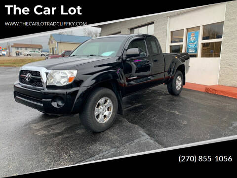 2011 Toyota Tacoma for sale at The Car Lot in Radcliff KY
