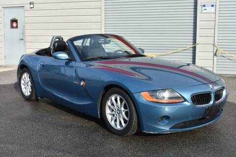 2003 BMW Z4 for sale at Mix Autos in Orlando FL