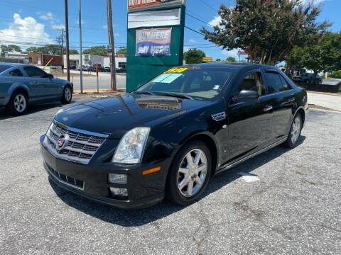 2008 Cadillac STS for sale at Import Auto Mall in Greenville SC