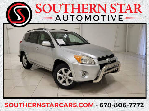 2009 Toyota RAV4 for sale at Southern Star Automotive, Inc. in Duluth GA
