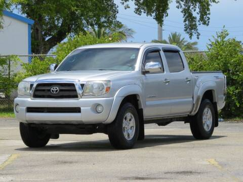 2010 Toyota Tacoma for sale at DK Auto Sales in Hollywood FL