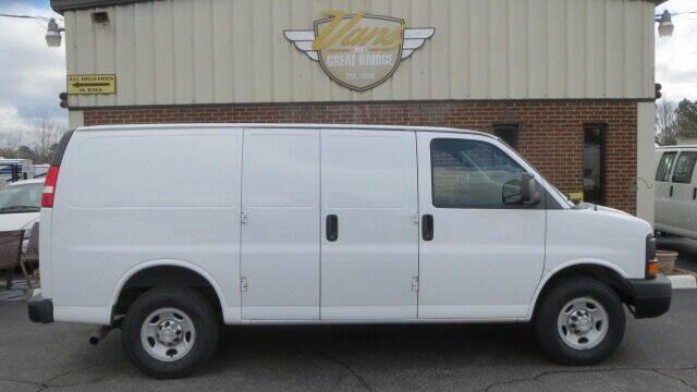 2016 Chevrolet Express Cargo for sale at Vans Of Great Bridge in Chesapeake VA