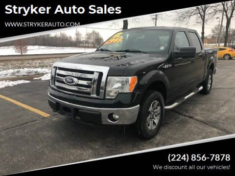2011 Ford F-150 for sale at Stryker Auto Sales in South Elgin IL