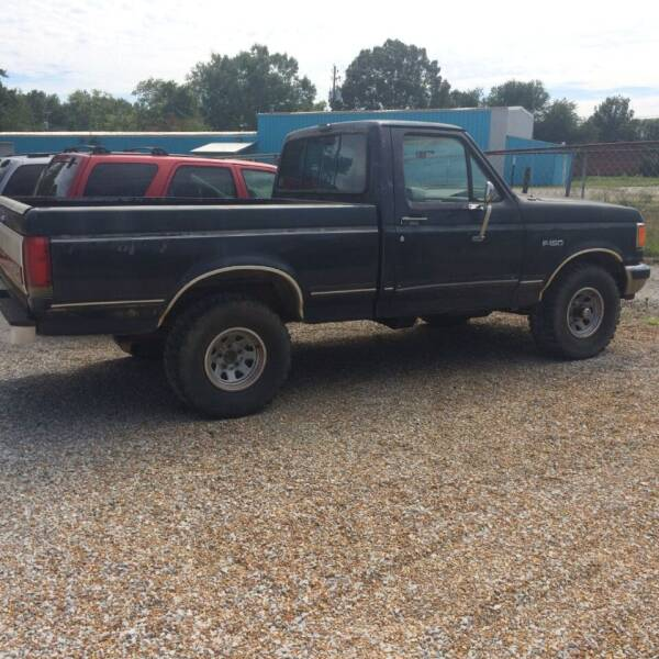 1989 Ford F-150 for sale at Space & Rocket Auto Sales in Hazel Green AL