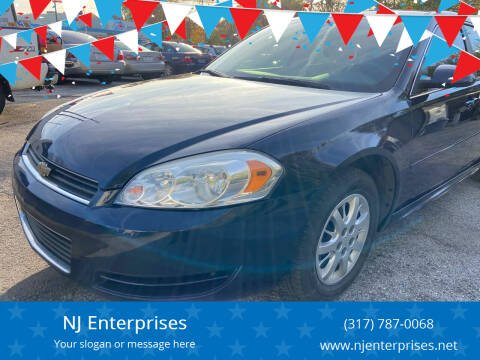 2010 Chevrolet Impala for sale at NJ Enterprises in Indianapolis IN