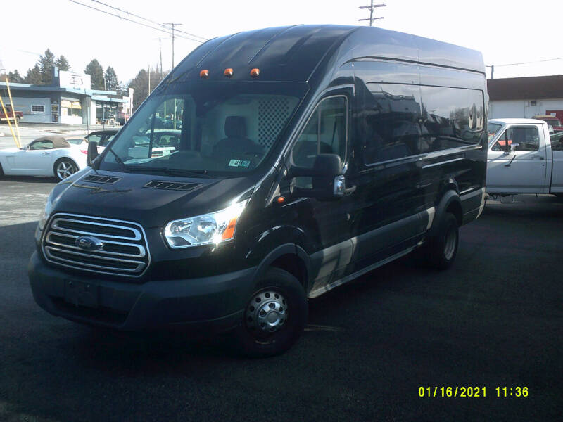 2016 Ford Transit Cargo for sale at M & M Inc. of York in York PA