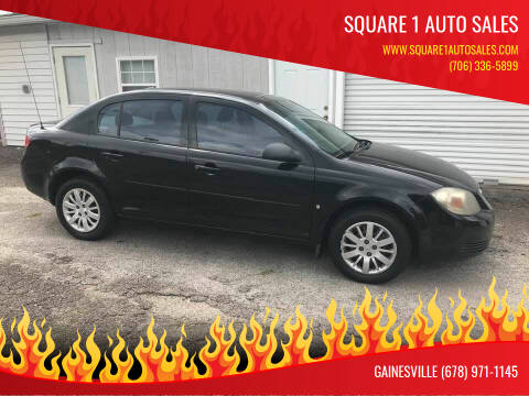 2009 Chevrolet Cobalt for sale at Square 1 Auto Sales in Commerce GA