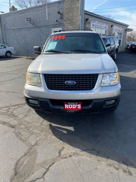 2003 Ford Expedition for sale at Rod's Automotive in Cincinnati OH