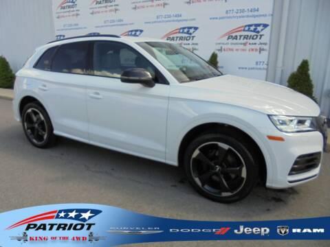 2019 Audi SQ5 for sale at PATRIOT CHRYSLER DODGE JEEP RAM in Oakland MD