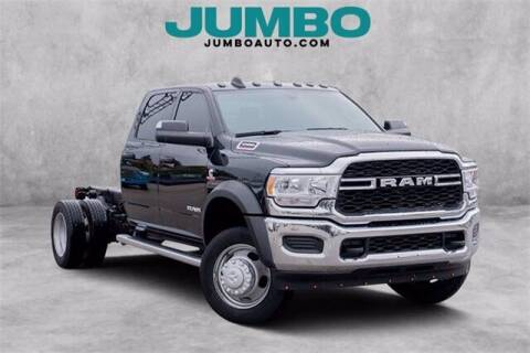 2020 RAM Ram Chassis 5500 for sale at Jumbo Auto & Truck Plaza in Hollywood FL
