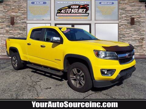 2015 Chevrolet Colorado for sale at Your Auto Source in York PA