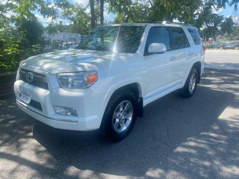 2013 Toyota 4Runner for sale at ANDONI AUTO SALES in Worcester MA