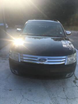 2008 Ford Taurus for sale at Georgia Certified Motors in Stockbridge GA