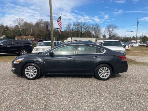 2014 Nissan Altima for sale at Joye & Company INC, in Augusta GA