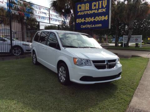 2018 Dodge Grand Caravan for sale at Car City Autoplex in Metairie LA