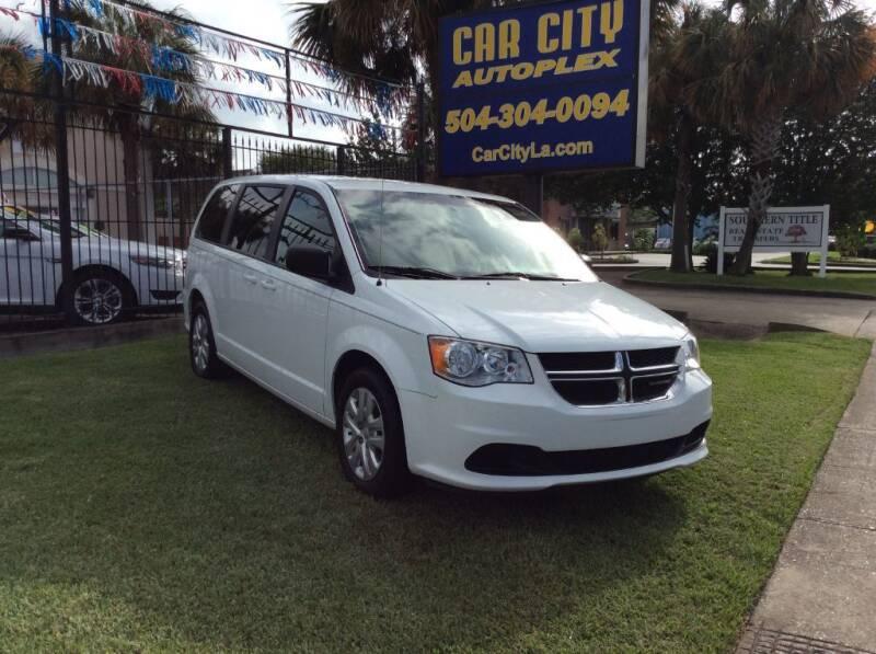 2018 Dodge Grand Caravan for sale at Car City Autoplex in Metairie LA