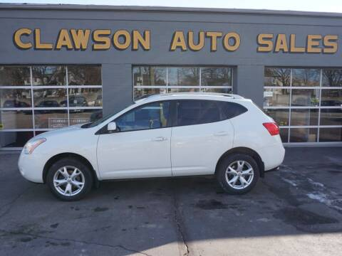 2009 Nissan Rogue for sale at Clawson Auto Sales in Clawson MI
