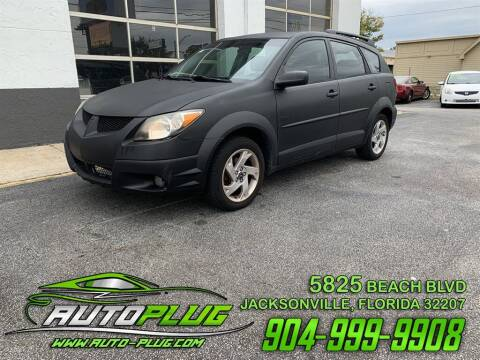 2003 Pontiac Vibe for sale at AUTO PLUG in Jacksonville FL