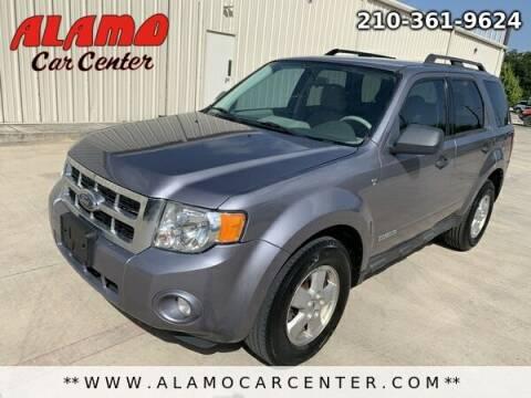 2008 Ford Escape for sale at Alamo Car Center in San Antonio TX