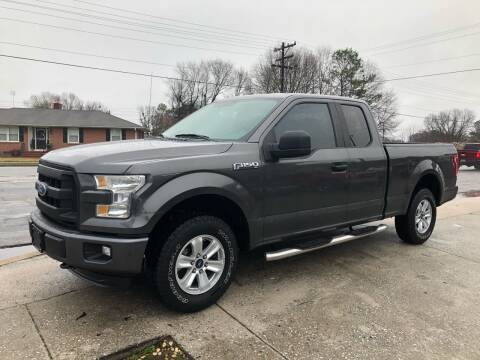 2015 Ford F-150 for sale at E Motors LLC in Anderson SC