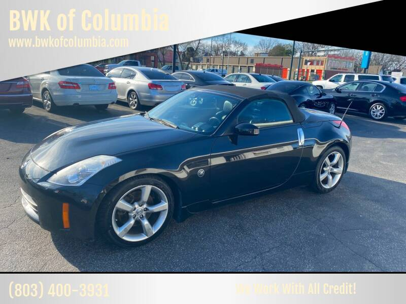 2007 Nissan 350Z for sale at BWK of Columbia in Columbia SC