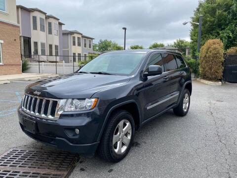 2012 Jeep Grand Cherokee for sale at JG Auto Sales in North Bergen NJ