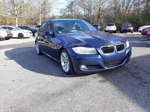 2011 BMW 3 Series for sale at Select Luxury Motors in Cumming GA