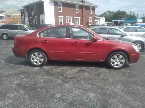 2008 Kia Optima for sale at Credit Connection Auto Sales Inc. YORK in York PA
