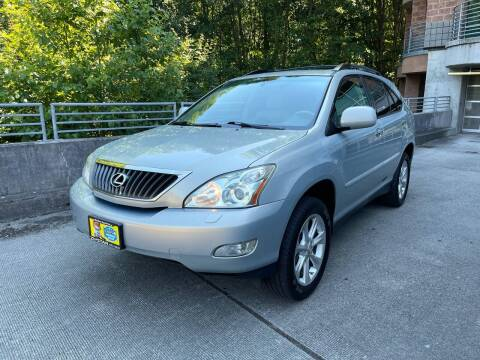 2008 Lexus RX 350 for sale at Zipstar Auto Sales in Lynnwood WA