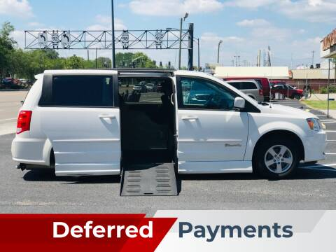 2012 Dodge Grand Caravan for sale at The Mobility Van Store in Lakeland FL