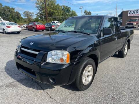2003 Nissan Frontier for sale at Brewster Used Cars in Anderson SC