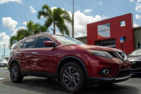2016 Nissan Rogue for sale at Florida Auto Reserve in Medley FL