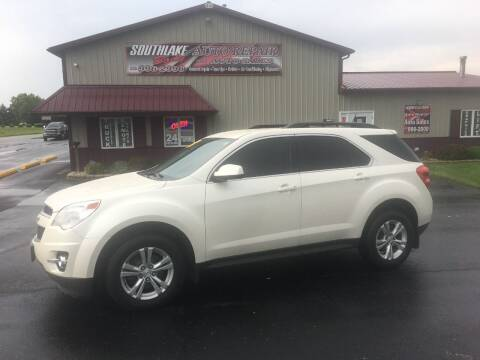 2015 Chevrolet Equinox for sale at Southlake Body Auto Repair & Auto Sales in Hebron IN