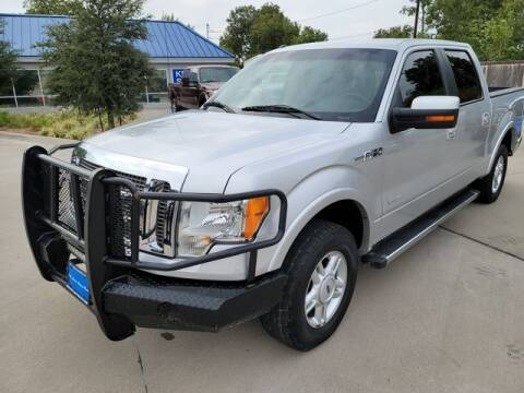 2012 Ford F-150 for sale at Kell Auto Sales, Inc in Wichita Falls TX